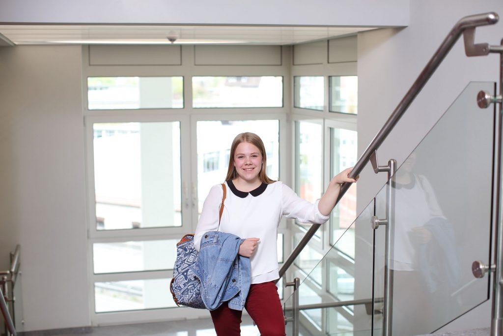 Annika Fischer – ZE ULM Azubi Industriekauffrau