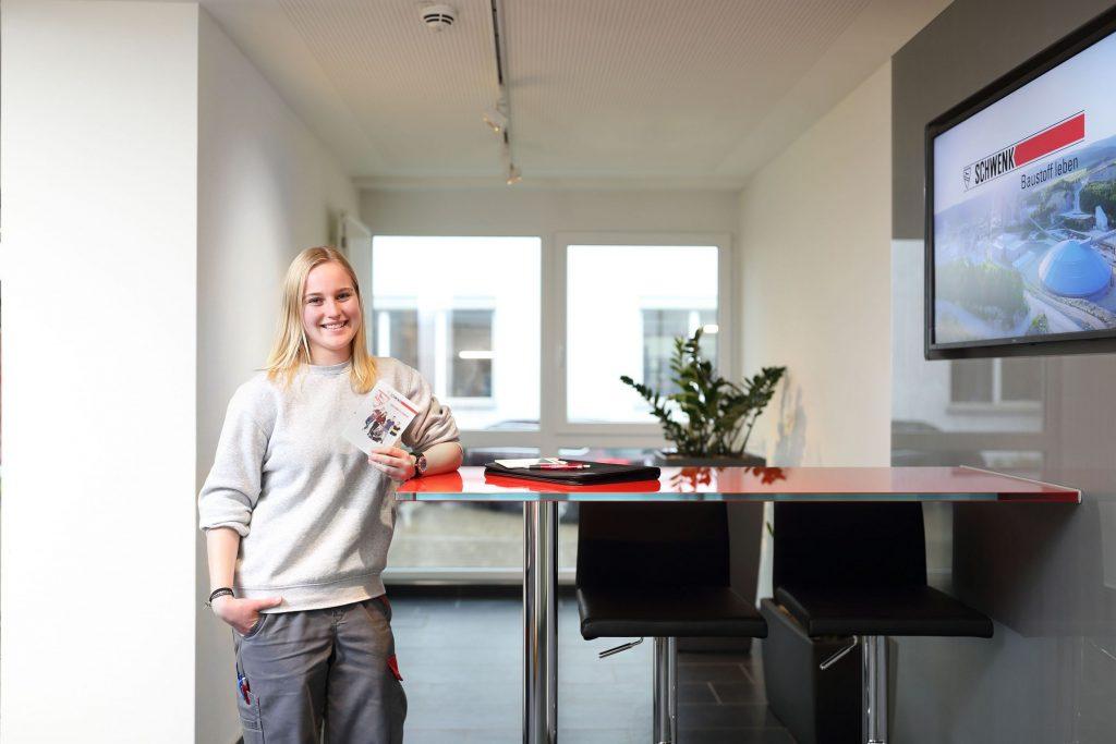 Anja Huber – ZE ALL Azubi Chemielaborant