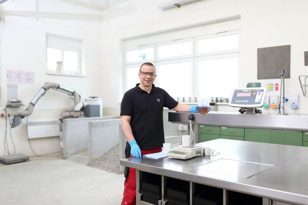 Thomas Bach – TB TZ Leiter Baustofftechnik