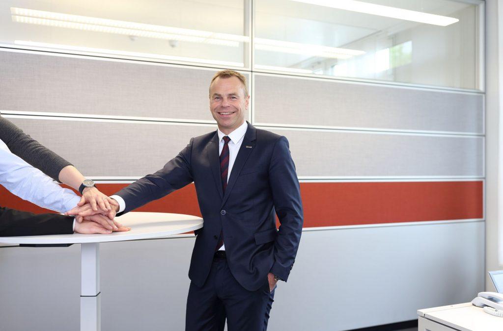 Gerhard Kaminski – ZE ULM Geschäftsführer