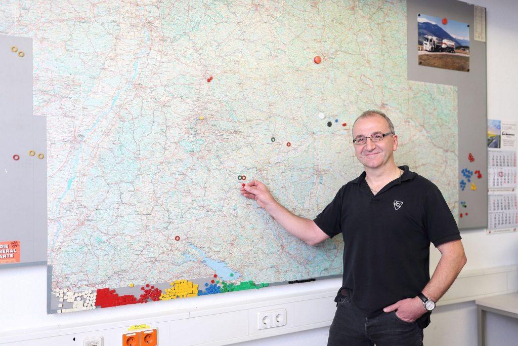 Karl Schwarzmann – ZE ALL Sachbearbeiter Versand