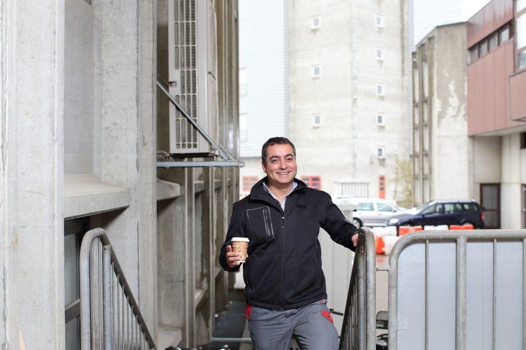 Jose Carrique Belmar – ZE MER Chemielaborant