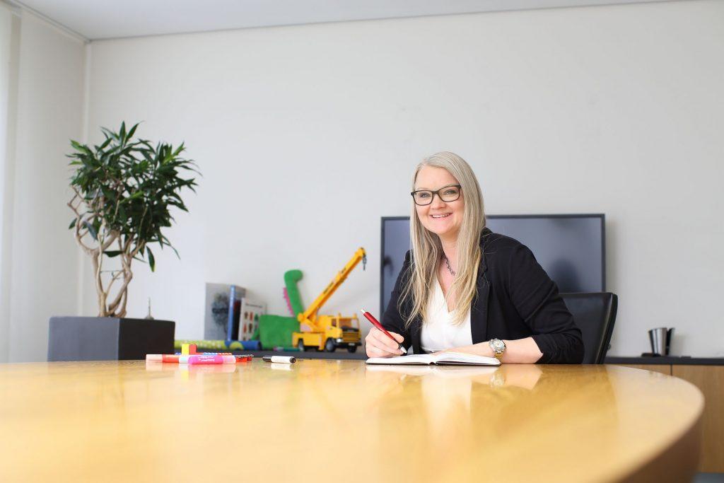 Jessica Gartner – TB ULM Sachbearbeiterin