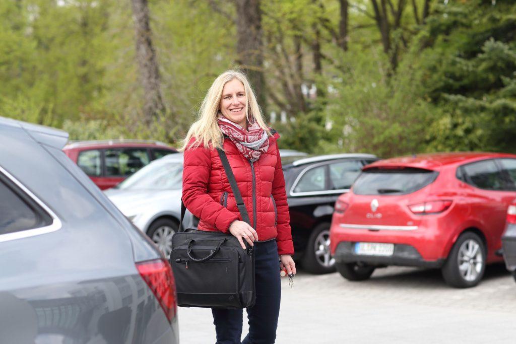 Annett Janißek – ZE ULM Systemadministratorin