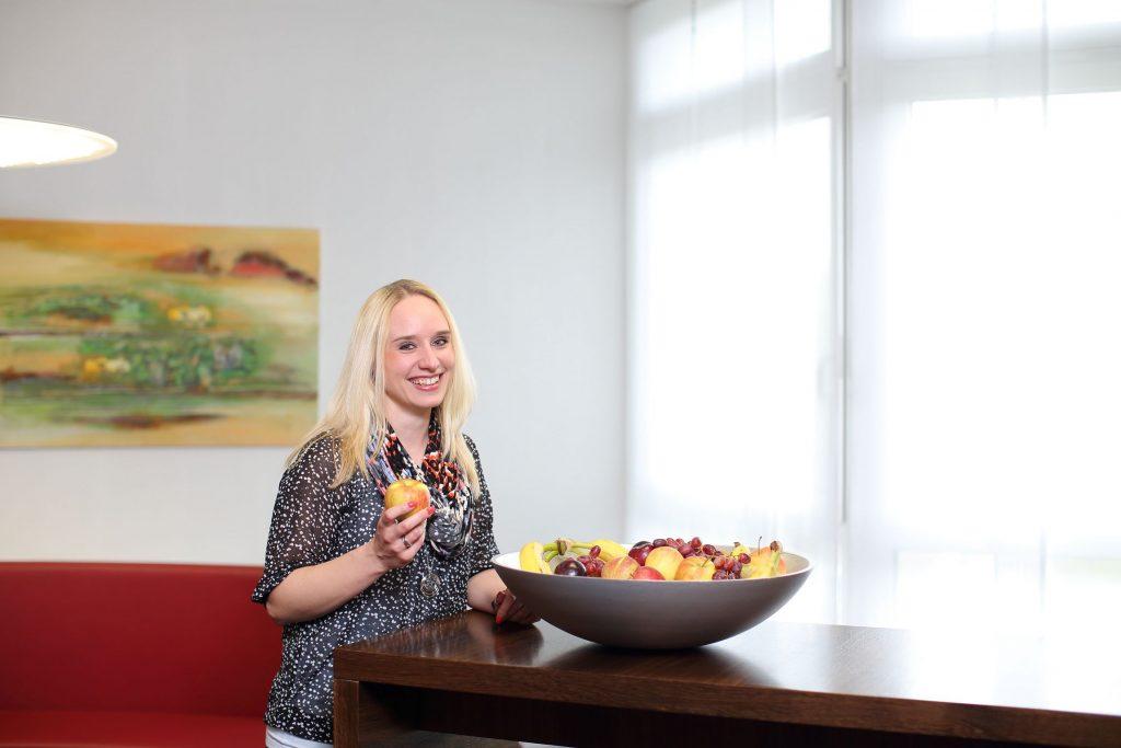 Sabrina Mensch – ZE ULM Assistentin
