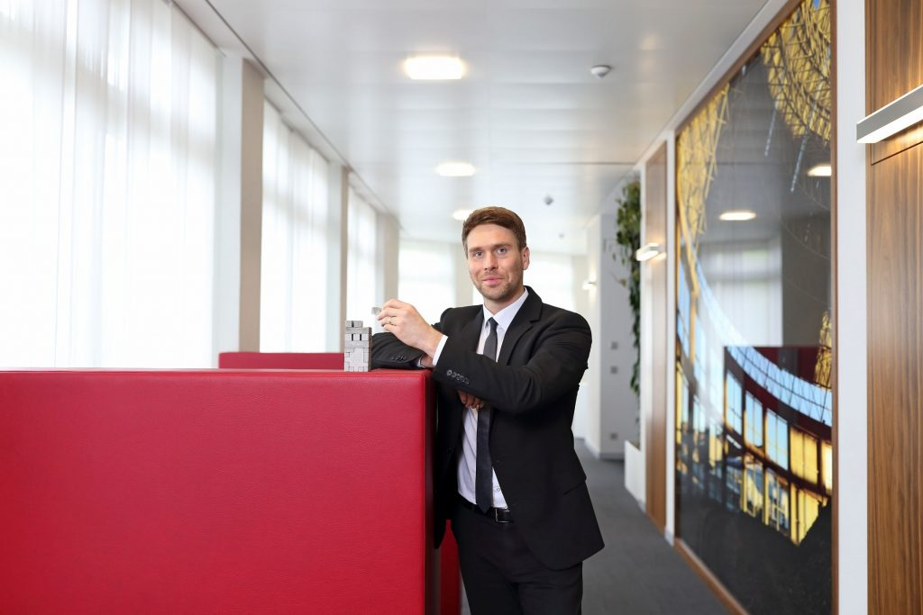 Marc Stiegele – ZE ULM Controller