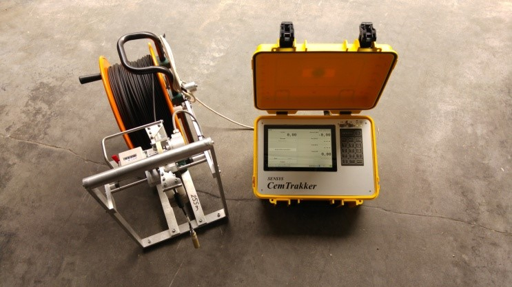 Markierte Füllbinder® für eine sichere und nachweisbare Verfüllung in der Geothermie – Zwischenbilanz 5 Jahre nach Markteinführung
